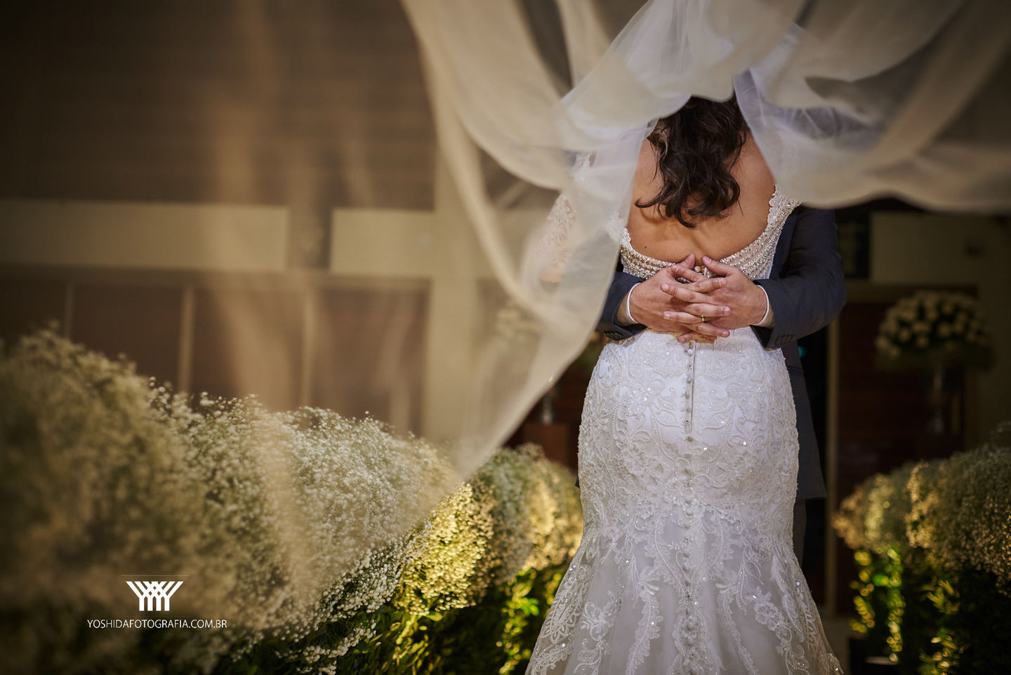 Dayane e Marcos - Wedding day