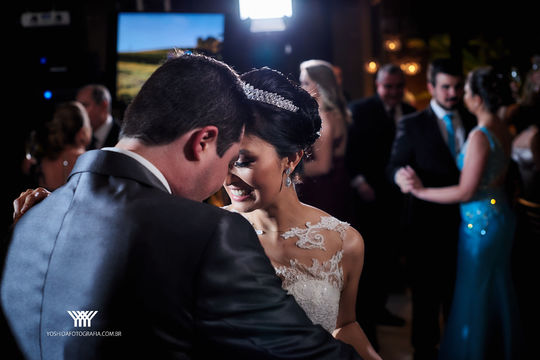 Paula e Thiago - Wedding day