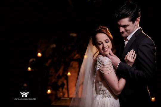 Caroline e Rafael - Wedding day